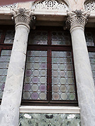 Stain Glassed Windows in the Piazza San Marco 2013