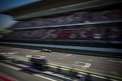 March 10, 2017 - Montmelo, Catalonia, Spain - SERGIO PEREZ (MEX) drives in his Force India VJM10 on track during day 8 of Formula One testing at Circuit de Catalunya (Credit Image: © Matthias Oesterle via ZUMA Wire)