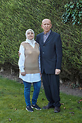 19th December 2020 - Ordered by Picture Desk<br /> Dr Abbas Al-Qafaji, Edge Avenue, Grimsby, who is hoping to get a private liver transplant.<br /> Pictured with his wife Farah (aged 42)