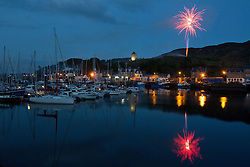 Day two of the Silvers Marine Scottish Series 2016, the largest sailing event in Scotland organised by the  Clyde Cruising Club<br /> Racing on Loch Fyne from 27th-30th May 2016<br /> <br /> Tarbert Harbour Fireworks<br /> <br /> Credit : Marc Turner / CCC<br /> For further information contact<br /> Iain Hurrel<br /> Mobile : 07766 116451<br /> Email : info@marine.blast.com<br /> <br /> For a full list of Silvers Marine Scottish Series sponsors visit http://www.clyde.org/scottish-series/sponsors/