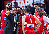 Basketball: LA Cilppers vs Golden State Warriors 20141225