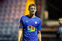 Sam Dalby. Stockport County FC 0-0 Notts County FC. Vanarama National League. Edgeley Park. 23.2.21