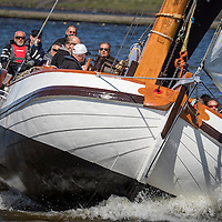 Lemmer Ahoy. Een 3-daags zeilevenement voor skûtsjes. De wedstrijden zijn verdeeld over 3 dagen en zijn de eerste test tussen bijna alle SKS en IFKS skûtsjes.