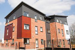 New build social housing, Richmond Park, Sheffield