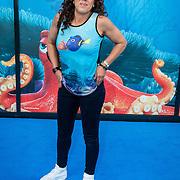 NLD/Amsterdam20160622 - Filmpremiere première van Disney Pixar's Finding Dory, Aicha Marghadi