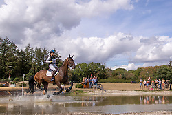 Delvaux Camille, BEL, QC Rock And Roll<br /> CCI2*-S Arville 20202<br /> © Hippo Foto - Dirk Caremans<br />  22/08/2020
