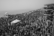 Bexhill Roaring Twenties event, Outside the de la Warr pavilion on the seafront, Saturday 23nd July 2016