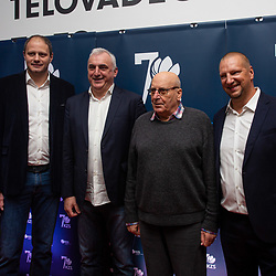 20200115: SLO, Events - 70 years of Slovenian basketball federation