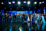 Brussels , 01/02/2020 : Les Magritte du Cinema . The Academie Andre Delvaux and the RTBF, producer and TV channel , present the 10th Ceremony of the Magritte Awards at the Square in Brussels . <br /> Pix :<br /> Credit : Daina Le Lardic / Isopix