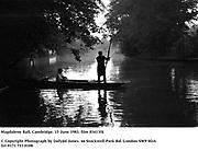 Magdalene Ball, Cambridge. 15 June 1983. film 83413f4<br />© Copyright Photograph by Dafydd Jones<br />66 Stockwell Park Rd. London SW9 0DA<br />Tel 0171 733 0108