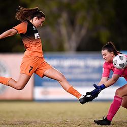 5th June 2021 - NPL Queensland Senior Women RD12: Eastern Suburbs FC v Sunshine Coast Wanderers