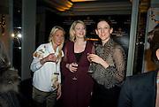 THEA CALLAN, EVA AXELSSON LEWIS AND MARIA GRACHVOGEL, Veuve Cliquot Business Woman Award. Berkeley Hotel 8 April 2008.  *** Local Caption *** -DO NOT ARCHIVE-© Copyright Photograph by Dafydd Jones. 248 Clapham Rd. London SW9 0PZ. Tel 0207 820 0771. www.dafjones.com.