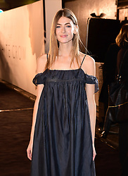 Eve Delf attending The White Crow UK Premiere held at the Curzon Mayfair, London.