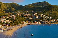 France, Martinique, Les Anses d' Arlet, Grande Anse