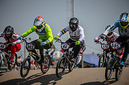 #44 (DEAN Anthony) AUS at Round 10 of the 2019 UCI BMX Supercross World Cup in Santiago del Estero, Argentina