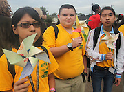 Burbank Middle School International Day of Peace