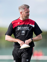 Willie Kirk manager of Bristol City Women - Mandatory by-line: Paul Knight/JMP - 20/05/2017 - FOOTBALL - Stoke Gifford Stadium - Bristol, England - Bristol City Women v Liverpool Ladies - FA Women's Super League Spring Series
