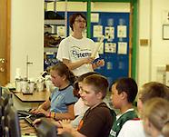 2009 - STEMM program at Chaminade Julienne High School in Dayton, Ohio