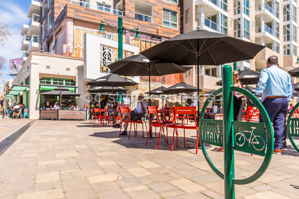 Urban Living in Downtown San Diego in Little Italy