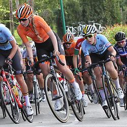28-08-2020: Wielrennen: EK wielrennen: Plouay<br /> Maud Rijnbeek