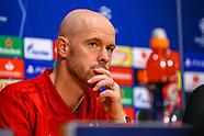 Ajax Champions League Press Conference 070519