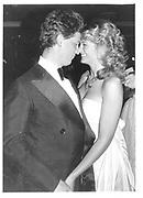 Lord and Lady Kenilworth. 1984 approx. © Copyright Photograph by Dafydd Jones 66 Stockwell Park Rd. London SW9 0DA Tel 020 7733 0108 www.dafjones.com