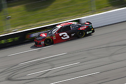 June 1, 2018 - Long Pond, Pennsylvania, United States of America - Austin Dillon (3) brings his car down the frontstretch during qualifying for the Pocono 400 at Pocono Raceway in Long Pond, Pennsylvania. (Credit Image: © Chris Owens Asp Inc/ASP via ZUMA Wire)