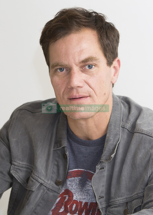 November 10, 2016 - Hollywood, California, U.S. - MICHAEL SHANNON promotes movie Nocturnal Animals (2016). Michael Corbett Shannon (born August 7, 1974) is an American actor and musician. Shannon first received attention for his performance in 2002's 8 Mile, where he portrayed the boyfriend of Eminem's character's mother, played by Kim Basinger. He was nominated for an Academy Award for Best Supporting Actor for his performance in Revolutionary Road in 2008. He played Nelson Van Alden in the HBO period drama series Boardwalk Empire (2010–2014). His performance in the 2011 film Take Shelter led to further critical acclaim, gaining him the Saturn Award for Best Actor. He also played Peter Evans in Bug (2006), Richard Kuklinski in The Iceman (2012), and General Zod in the superhero film Man of Steel (2013). Upcoming: State Like Sleep (2017),The Current War (2017), The Shape of Water (2017), Pottersville (2017), Horse Soldiers (2016), Waco (TV Movie 2016). (Credit Image: © Armando Gallo/Arga Images via ZUMA Studio)