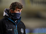 Exeter Chiefs Director of Rugby Rob Baxter before a Gallagher Premiership Round 11 Rugby Union match, Friday, Feb 26, 2021, in Eccles, United Kingdom. (Steve Flynn/Image of Sport)