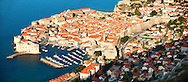 Stock photos of Arial view of Dubrovnik old town - Croatia .<br /> <br /> Visit our MEDIEVAL PHOTO COLLECTIONS for more   photos  to download or buy as prints https://funkystock.photoshelter.com/gallery-collection/Medieval-Middle-Ages-Historic-Places-Arcaeological-Sites-Pictures-Images-of/C0000B5ZA54_WD0s