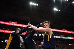November 23, 2017 - Salt Lake City, UT, USA - 171117 Utahs Jonas Jerebko under basketmatchen i NBA mellan Utah Jazz och Chicago Bulls den 22 november 2017 i Salt Lake City  (Credit Image: © Joel Marklund/Bildbyran via ZUMA Wire)