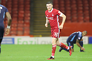 Aberdeen forward Ryan Edmondson (32) during the Scottish Premiership match between Aberdeen and Hamilton Academical FC at Pittodrie Stadium, Aberdeen, Scotland on 20 October 2020.