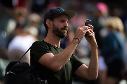 March 9, 2019 - Indian Wells, USA - Christopher Kas at the 2019 BNP Paribas Open WTA Premier Mandatory tennis tournament (Credit Image: © AFP7 via ZUMA Wire)