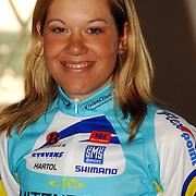 NLD/Oosterbeek/20060321 - Presentatie nieuwe dames wielerploeg Buitenpoort - Flexpoint Team, Madeleine Sandig