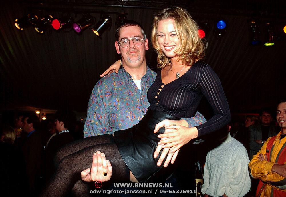 Nieuwjaarsreceptie Strengholt, Monique Sluyter en Rob Bruintjes