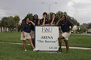 FAU ATHLETICS, August 21, 2006.