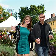 Vintage and Vine 2012 VIP Tent