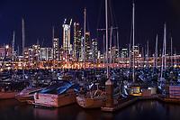South Beach Harbor @ Night