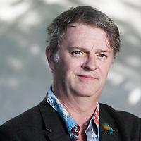 Paul Merton at the Edinburgh International Book Festival, Charlotte Square Gardens, Edinburgh, 17 August 2015<br /> <br /> © Russell Gray Sneddon / Writer Pictures