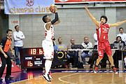 DESCRIZIONE : Desio Lega A 2013-14 EA7 Emporio Armani Milano Giorgio Tesi Pistoia<br /> GIOCATORE : Langford keith<br /> CATEGORIA : Tre punti<br /> SQUADRA : EA7 Emporio Armani Milano<br /> EVENTO : Campionato Lega A 2013-2014<br /> GARA : EA7 Emporio Armani Milano Giorgio Tesi Pistoia<br /> DATA : 04/11/2013<br /> SPORT : Pallacanestro <br /> AUTORE : Agenzia Ciamillo-Castoria/M.Mancini<br /> Galleria : Lega Basket A 2013-2014  <br /> Fotonotizia : Desio Lega A 2013-14 EA7 Emporio Armani Milano Giorgio Tesi Pistoia<br /> Predefinita :