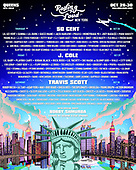 October 29, 2021 - NY: Rolling Loud 2021 - New York