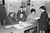 1962 - Gael Linn Oral Scholarship Exams at 139 St. Stephen's Green