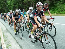 08.07.2014, Kitzbühel, AUT, 66. Österreich Radrundfahrt, 3. Etappe, Bad Ischl auf das Kitzbühler Horn, im Bild v.r. Gregor Mühlberger, (AUT) // during the 66th Tour of Austria, Stage 3, from Bad Ischl to the Kitzbühler Horn, Kitzbühel, Austria on 2014/07/08. EXPA Pictures © 2014, PhotoCredit: EXPA/ Reinhard Eisenbauer