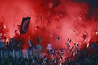 Tifosi del Napoli fans, supporters   <br /> Napoli 19-04-2016 Stadio San Paolo<br /> Football Calcio Serie A 2015/2016 Napoli - Bologna<br /> Foto Cesare Purini / Insidefoto