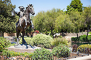 Paul Revere Statue at Heritage Park of Cerritos