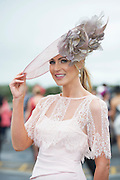 30/07/2015 Repro free Mary Lee from Gort at the Kilkenny Ladies Day at the Galway races . photo:Andrew Downes XPOSURE