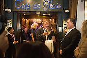JEREMY CLARKSON, The Hoping Foundation  'Rock On' benefit evening for Palestinian refugee children.  Cafe de Paris, Leicester Sq. London. 20 June 2013
