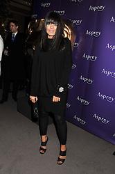 CLAUDIA WINKLEMAN at the Asprey BAFTA Party held at Asprey, 167 New Bond Street, London on 11th February 2012.