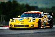 August 4-6, 2011. American Le Mans Series, Mid Ohio. 3 Corvette Racing, Olivier Beretta, Tommy Milner, Chevrolet Corvette C6.R, Chevrolet 5.5 L V8