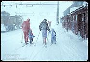 38: GENERAL FINSE SNOWSTORM & SKIING